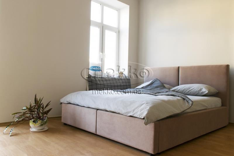 М'яке ліжко Enzo (Ензо) фабрика Мекко  Бунге-3