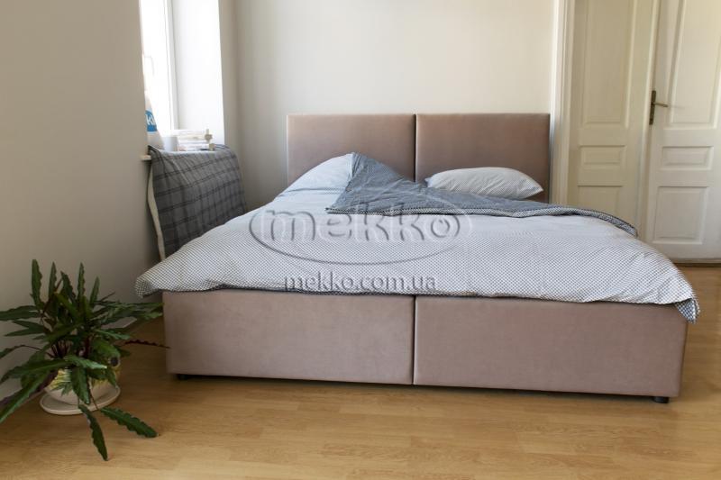 М'яке ліжко Enzo (Ензо) фабрика Мекко  Бунге-4