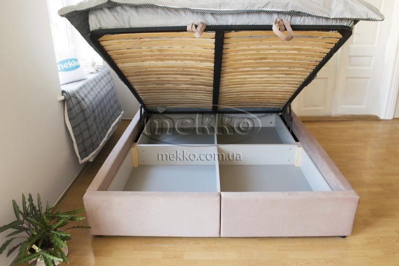 М'яке ліжко Enzo (Ензо) фабрика Мекко  Бунге-5