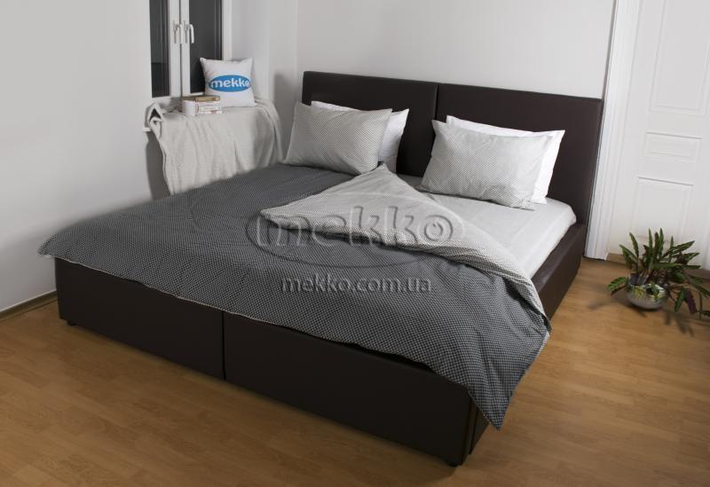 М'яке ліжко Enzo (Ензо) фабрика Мекко  Бунге-9