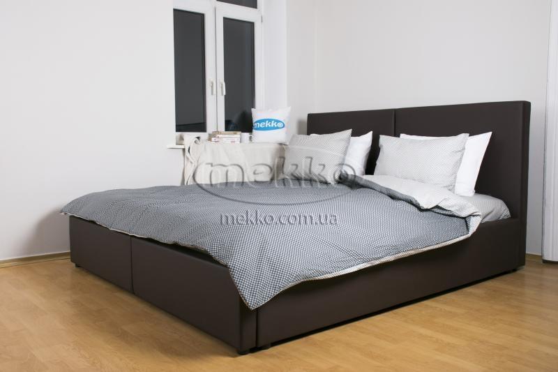 М'яке ліжко Enzo (Ензо) фабрика Мекко  Бунге-7