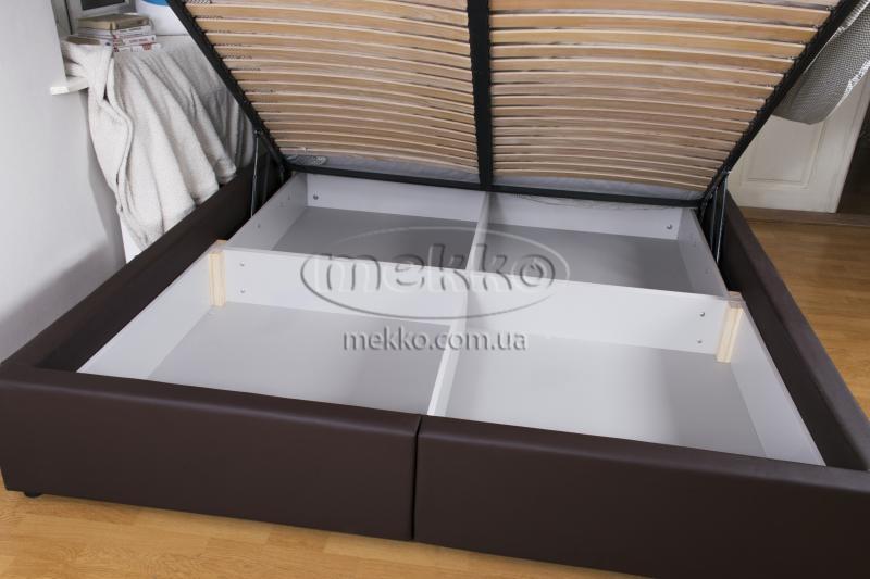 М'яке ліжко Enzo (Ензо) фабрика Мекко  Бунге-11